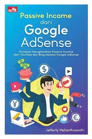 Passive Income dari Google AdSense