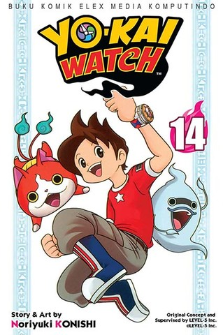 Yokai Watch 14