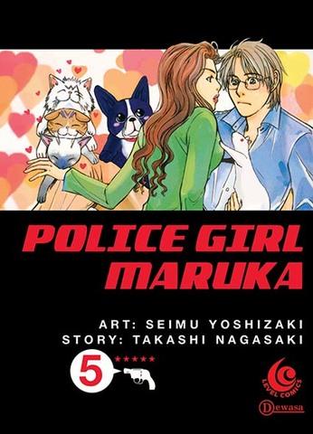 LC : Police Girl Maruka 5