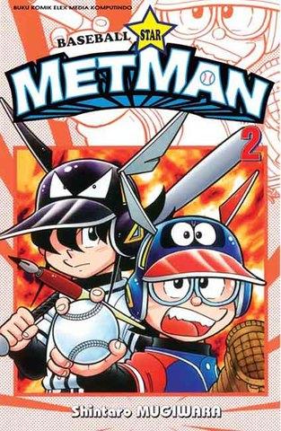 Baseball Star Metman  02
