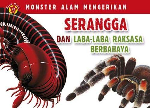 Monster Alam Mengerikan: Serangga dan Laba-Laba Raksasa Berbahaya
