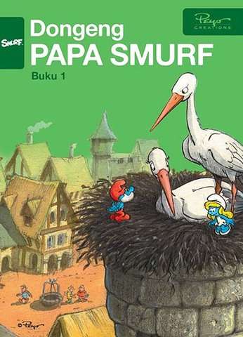 Smurf - Dongeng Papa Smurf Buku 1