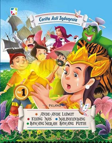 Opredo Cerita Asli Indonesia Vol. 1