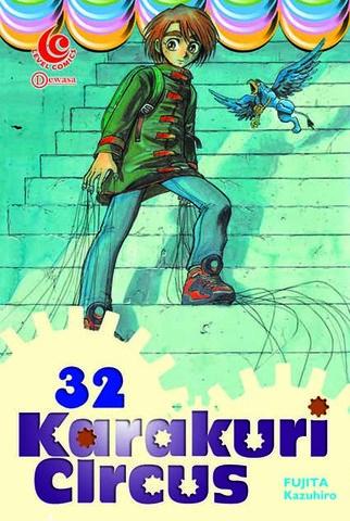 LC Karakuri Circus 32