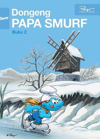 Smurf - Dongeng Papa Smurf Buku 2 Peyo