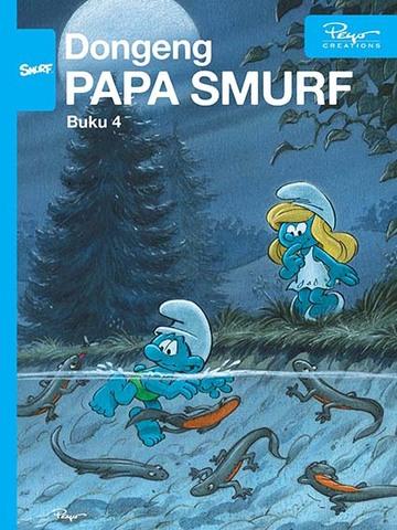 Smurf - Dongeng Papa Smurf Buku 4