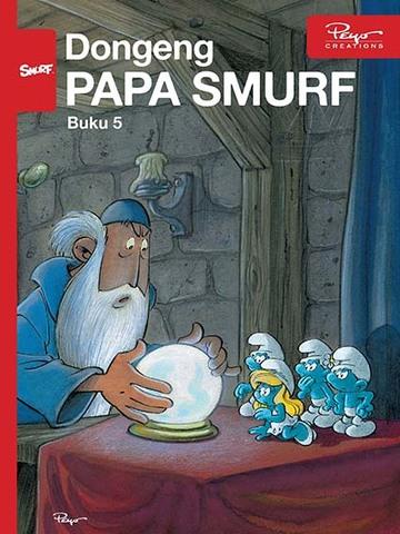 Smurf - Dongeng Papa Smurf Buku 5