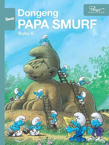 Smurf - Dongeng Papa Smurf Buku 6