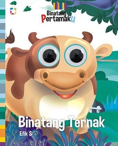 Opredo Board book Binatang Pertamaku: Binatang Ternak