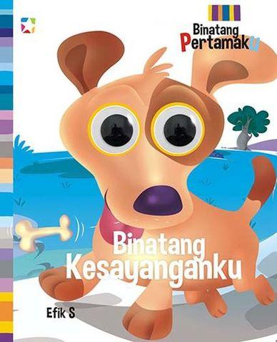 Opredo Board book Binatang Pertamaku: Binatang Kesayanganku
