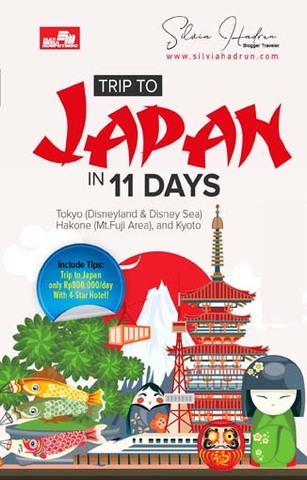 Trip to Japan in 11 Days