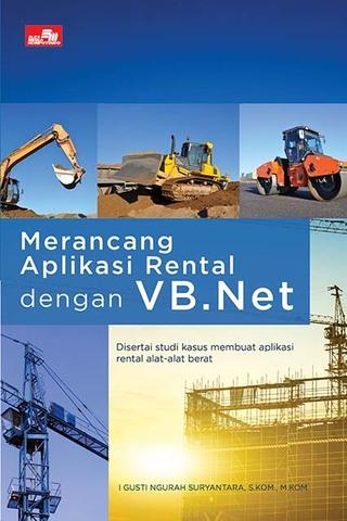 Merancang Aplikasi Rental dengan VB.Net