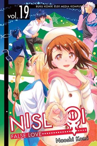 Nisekoi: False Love 19