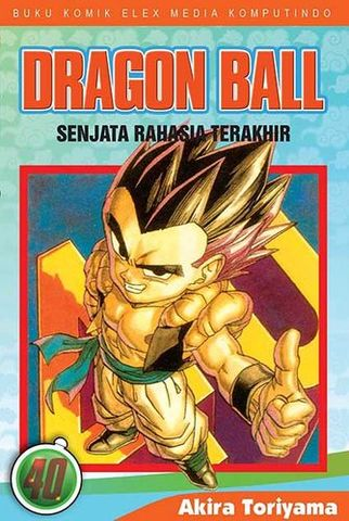 Dragon Ball Vol. 40