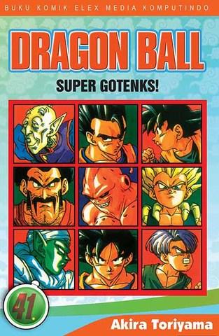 Dragon Ball Vol. 41