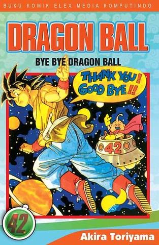 Dragon Ball Vol. 42