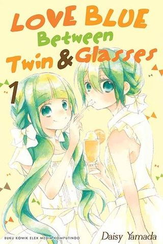 LOVE BLUE Between Twin & Glasses 01