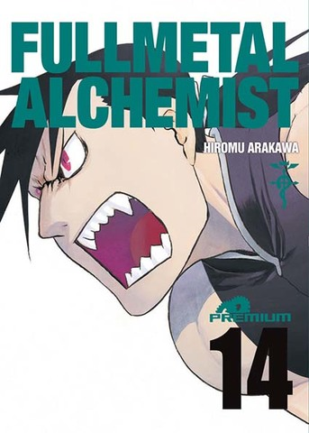 FULLMETAL ALCHEMIST (PREMIUM) 14