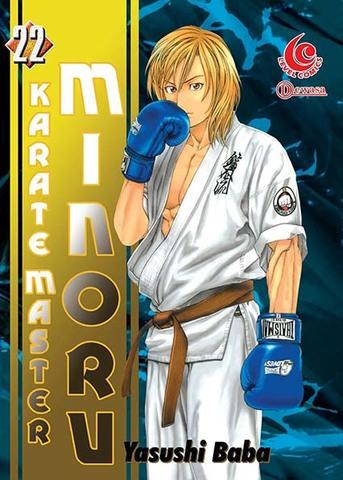 LC: Karate Master Minoru 22