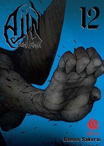 LC: Ajin - Demi Human 12