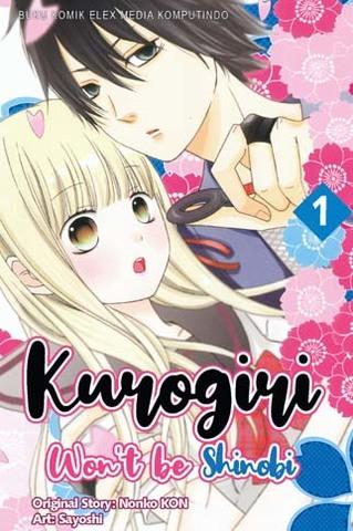Kurogiri Won`t be Shinobi 1