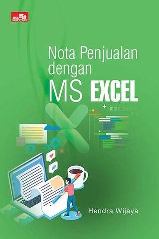 Nota Penjualan dengan MS Excel