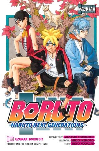 Boruto - Naruto Next Generation Vol. 1