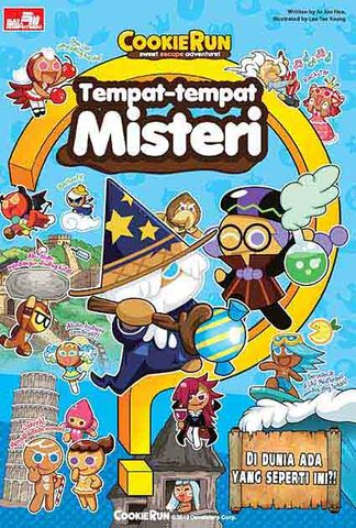Cookie Run Sweet Escape Adventure - Tempat-tempat Misteri