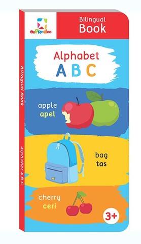 Opredo Bilingual Book - Alphabet ABC
