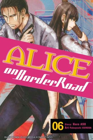 Alice On Border Road 6