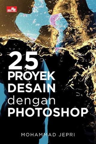 25 Proyek Desain dengan Photoshop