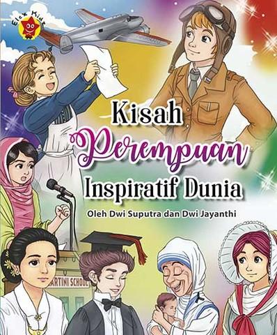 Kisah Perempuan Inspiratif Dunia