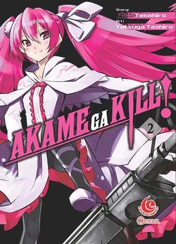 LC: Akame ga Kill! 02