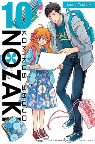 Komikus Shojo Nozaki 10