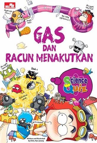 Science Quiz: Gas dan Racun Menakutkan