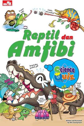 Science Quiz: Reptil dan Amfibi