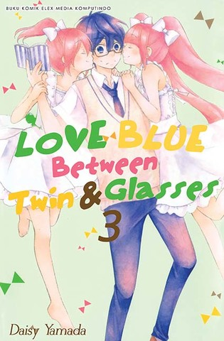 LOVE BLUE Between Twin & Glasses 03