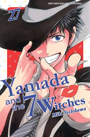 Yamada and the 7 Witches Vol. 27