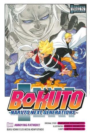 Boruto - Naruto Next Generation Vol. 2