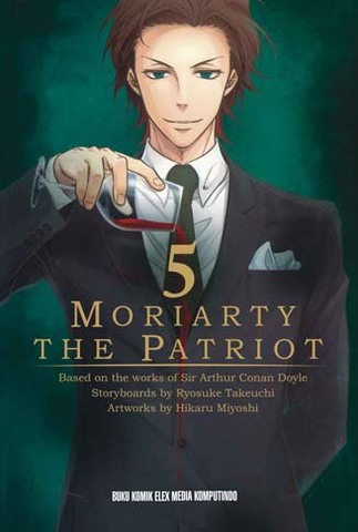 Moriarty the Patriot 5