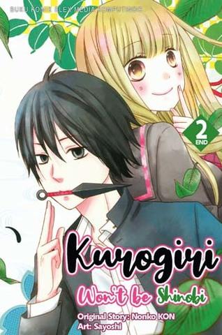 Kurogiri Won`t Be Shinobi 2