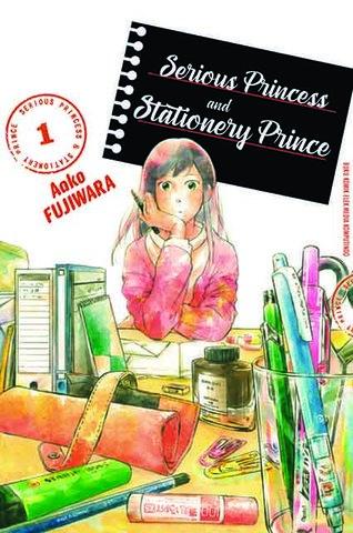 Serious Princess & Stationery Prince 1