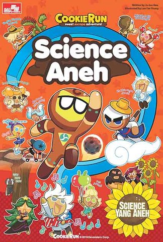 Cookie Run Sweet Escape Adventure! - Science Aneh