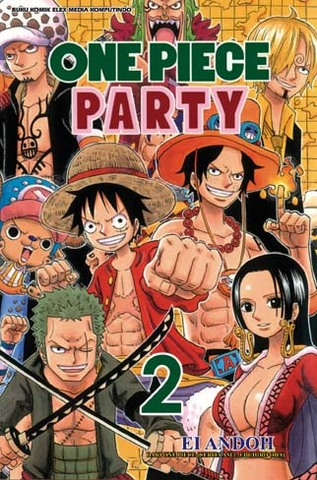 One Piece Party 02