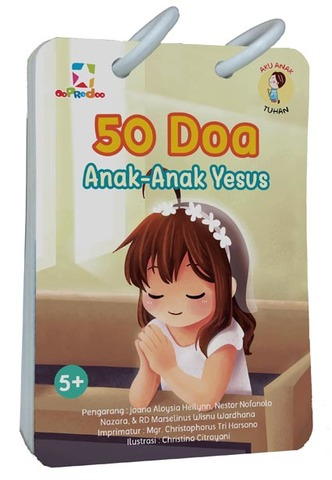 Opredo 50 Doa Anak-Anak Yesus