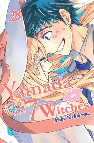 Yamada and the 7 Witches Vol. 28