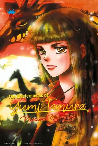 The Masterpieces Of Yumi Tamura - Passion Of Life
