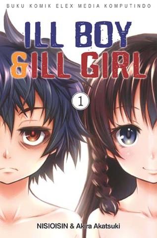 Ill Boy & Ill Girl 01