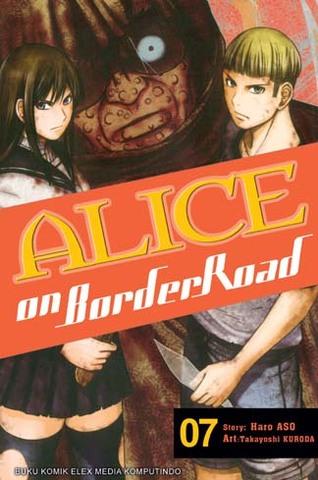 Alice On Border Road 7