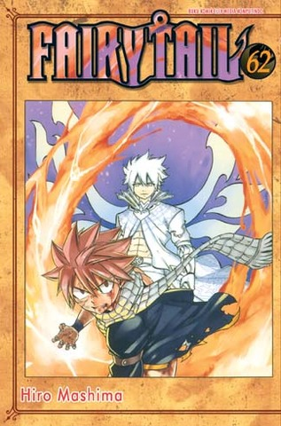 Fairy Tail 62 Hiro Mashima